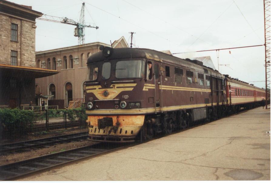 Home Russian Railways Home 66